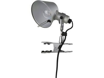 ARTEMIDE lampe pince TOLOMEO MICRO PINZA (aluminium, halo/Led - Aluminium, acier)