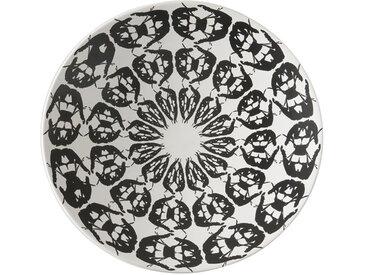 DRIADE centre de table GREEKY (Blanc - Céramique)