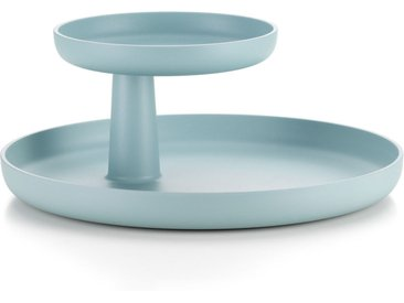 VITRA plateau ROTARY TRAY (Gris glace - Matériel synthétique ASA)