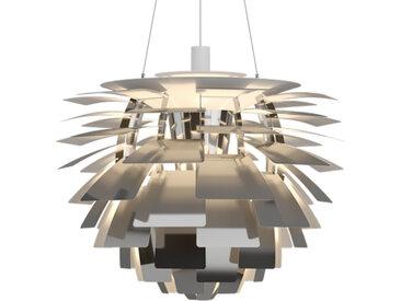 LOUIS POULSEN lampe à suspension PH ARTICHOKE Ø 72 cm (Inox brillant - Acier)