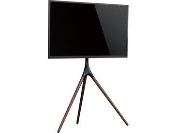 """KAIROS HOME support stand pour TV jusqu'à 55"""" KE088NS (Orientable 180° - bois et métal)"""