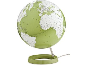 ATMOSPHERE lampe de bureau mappemonde LIGHT & COLOUR BRIGHT (Pistache - PMMA)