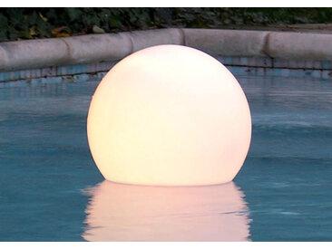 SLIDE lampe flottante pour extérieur ACQUAGLOBO (Ø 50 cm - Polyéthylène)