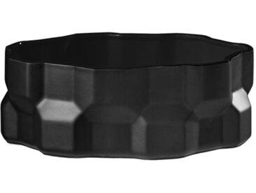 DRIADE centre de table GEAR (Noir - Céramique)