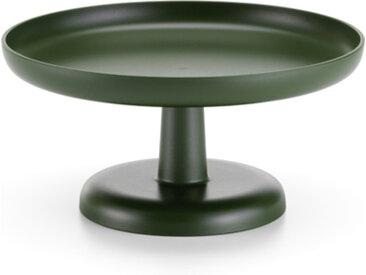 VITRA plateau, présentoir à gâteaux ou à fruits HIGH TRAY (Vert menthe - ABS)