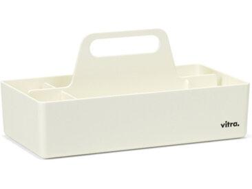 VITRA TOOLBOX porte-papeterie porte-stylos pour bureau (Blanc - ABS)