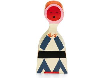 VITRA poupée décorative WOODEN DOLLS (No.18 - bois de sapin)