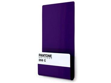 SELETTI porte-revues tableau magnétique mural WALLSTORE PANTONE (Violet royal - Métal)
