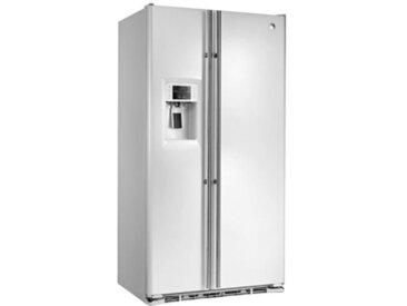 MABE GENERAL ELECTRIC réfrigérateur libre installation Side-by-Side ORE 24 CGF WW ORE24CGFWW (WW Blanc - -)