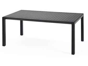 NARDI table basse pour extérieur ARIA GARDEN COLLECTION (Anthracite - Polypropylène)