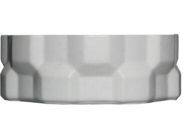 DRIADE centre de table GEAR (Blanc - Céramique)