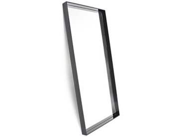 KARTELL miroir sur pied et mural ONLY ME (Noir brillant - Teinté dans la masse PMMA)