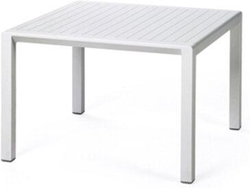 NARDI table basse pour extérieur ARIA GARDEN COLLECTION (Blanc - Polypropylène)