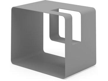 MEME DESIGN porte-revues LIBRIS (Pluie - Métal)