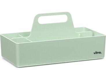 VITRA TOOLBOX porte-papeterie porte-stylos pour bureau (Vert menthe - ABS)