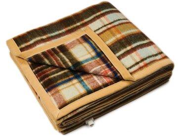 LANCALOR couverture chauffante électrique ELETTROCOPERTA une personne 190 x 135 cm 50% laine - 50% autres fibres