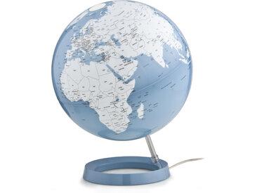 ATMOSPHERE lampe de bureau mappemonde LIGHT & COLOUR BRIGHT (Bleu - PMMA)