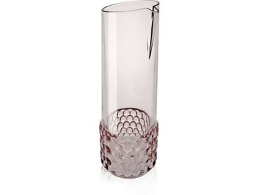 KARTELL carafe JELLIES FAMILY (Rose - PMMA)