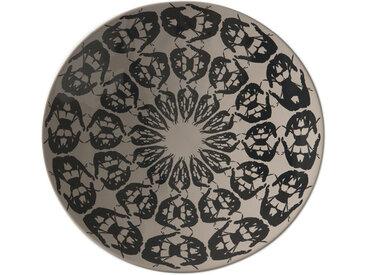 DRIADE centre de table GREEKY (Sable - Céramique)