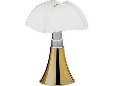 MARTINELLI LUCE lampe de table MINIPIPISTRELLO avec dimmer (Doré - Métal et méthacrylate)
