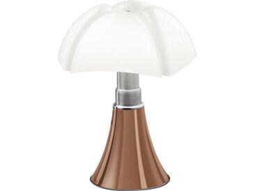 MARTINELLI LUCE lampe de table MINIPIPISTRELLO avec dimmer (Cuivre - Métal et méthacrylate)