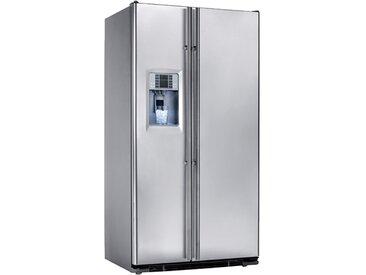 MABE GENERAL ELECTRIC réfrigérateur libre installation Side-by-Side ORE 24 VGF SS ORE24VGFSS (SS Portes inox et caisse grise texturée - -)