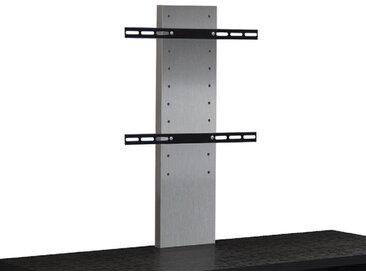 MUNARI colonne fixe avec support TV AC301 (Aluminium - -)