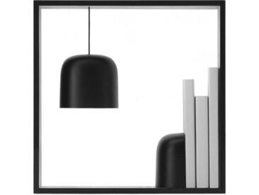 FLOS lampe de table avec serre-livres GAKU WIRE NOIR