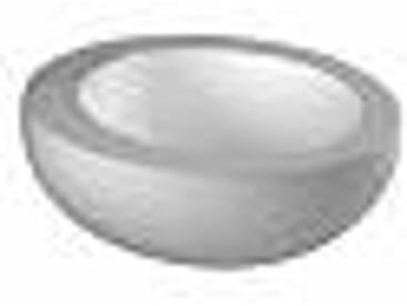 Laufen Alessi One Vasque à poser avec accrochement 52x52cm avec Laufen clean coating avec bonde blanc 8189714001091