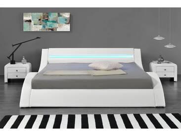 Lit Design LED blanc-160 x 200 (cm)