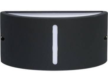Applique Extérieur Argos 25cm Noir - Paris Prix