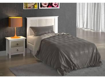Tête de lit en bois FLORA L104cm