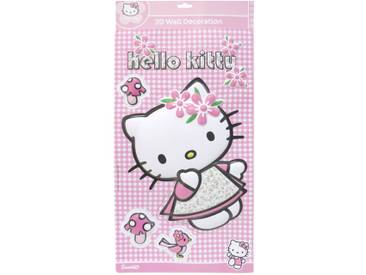 Sticker mural HELLO KITTY