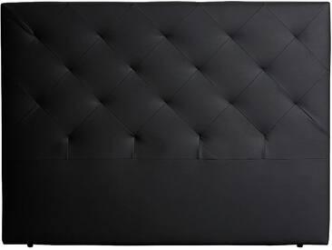 Tête de lit imitation cuir capitonné L170cm YARI