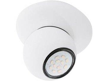 eglo Spot LED rond Norbello 3 D12 cm - Blanc