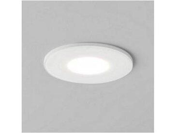 astro lighting Spot encastrable rond Mayfair LED IP65 - Blanc