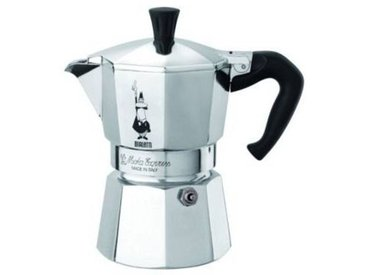 Bialetti Cafetière italienne Bialetti Moka express Silver 6 tasses expresso