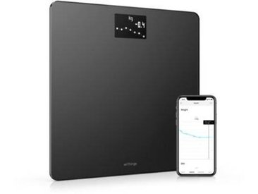 Withings Pèse personne connecté Withings / NOKIA Body Noir
