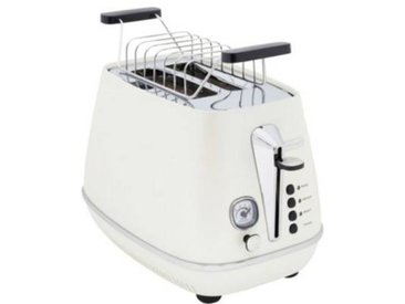 Delonghi Grille-pain Delonghi DISTINCTA CTI2103.W Pure White