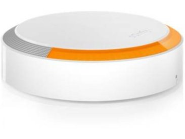 Somfy Protect Alarme maison Somfy Protect Sirène extérieure radio avec flash