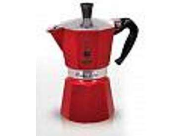 Bialetti Cafetière italienne Bialetti MOKA EXPRESS EMOTION ROUGE 6 TASSES