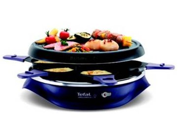 Tefal Raclette Tefal SIMPLY INVENT RE506412 + Fondue Tefal SIMPLY IVENT EF351412