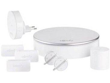 Somfy Protect Alarme maison Somfy Protect Home Alarm + Détecteur de présence Somfy Protect mouvement- anti-intrusion + Alarme maison Somfy Protect Sirène extérieure radio avec flash
