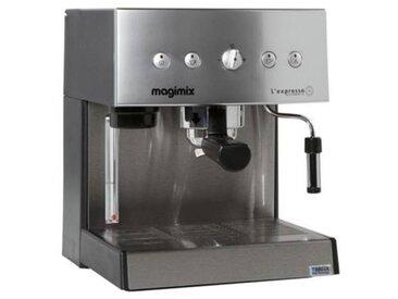 Magimix Machine à expresso Magimix 11414 AUT CHROME MAT