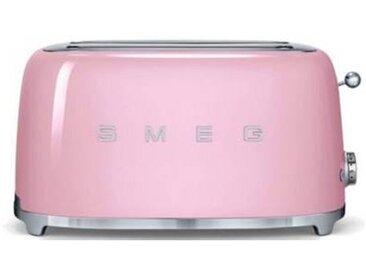 Smeg Grille-pain Smeg TSF02PKEU Rose