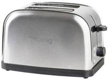H.Koenig Grille-pain H.Koenig TOS7 inox