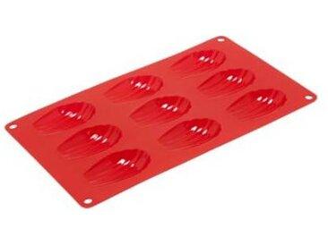 Essentielb Moule en silicone Essentielb à madeleines 9 empreintes