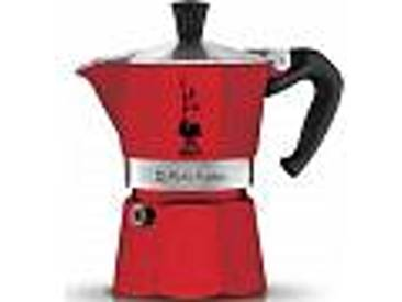 Bialetti Cafetière italienne Bialetti MOKA EXPRESS EMOTION ROUGE 3 TASSES