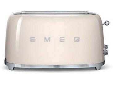 Smeg Grille-pain Smeg TSF02CREU crème