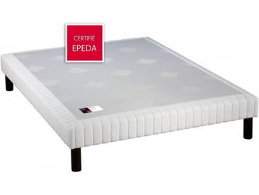 Sommier Epeda MULTIRESSORTS Confort équilibré 90x190